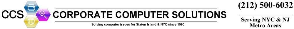 Corporate Computer Solutions of NY, Inc.